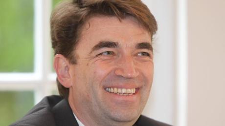 Mathias Dahms, Präsident des Deutschen Sportwettenverbands.