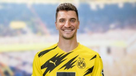 Seine «Lust auf Titel kennt kein Limit»: BVB-Neuzugang Thomas Meunier.