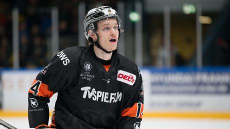Magnus Eisenmenger spielt künftig für die Augsburger Panther. Wie sein Bruder Max spielt der 20-Jährige im Sturm.