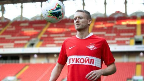André Schürrle hatte zuletzt für Spartak Moskau gespielt.
