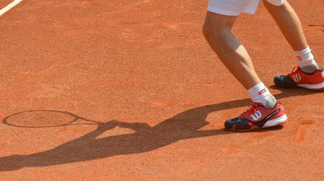 Schattenspiel: Die Tennissaison geht in die entscheidende Phase.