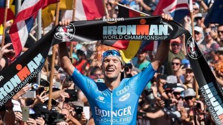 Der zweimalige Ironman-Sieger Patrick Lange muss auf den Hawaii-Triathlon verzichten.