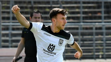 Albano Gashi und seine Ulmer Spatzen stehen im WFV-Pokal im Viertelfinale – und müssen bald schon in der neuen Runde wieder ran.