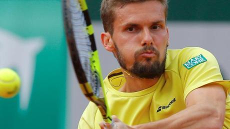 Oscar Otte steht im Endspiel um den Gesamtsieg der Turnierserie des Deutschen Tennis Bunds (DTB).