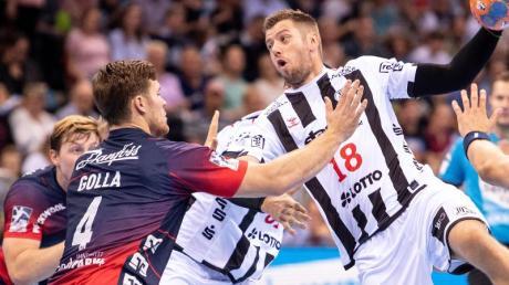 Der Supercup zwischen Kiel und Flensburg-Handewitt soll vor Zuschauern in Düsseldorf stattfinden.