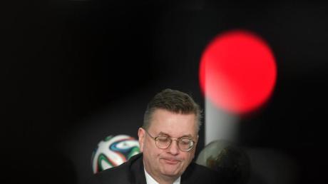 Trat im April 2019 als DFB-Präsident zurück: Reinhard Grindel.