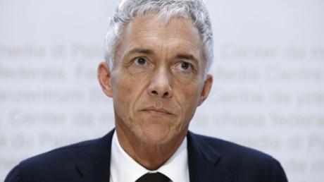 Wird von seinem Amt zurücktreten: Der Schweizer Bundesanwalt Michael Lauber.