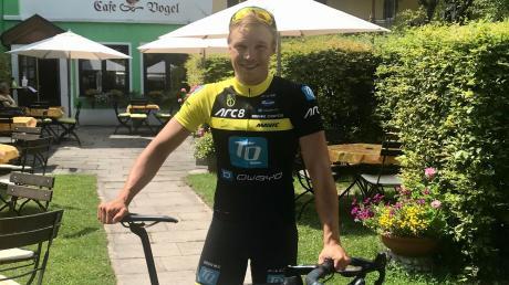 Ein Mal bei der Tour de France starten, ist der große Traum von Alexander Steffens, und dem ordnet er alles andere unter.