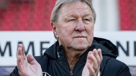 Wird Nachwuchsdirektor beim Hamburger SV: Horst Hrubesch.
