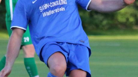 Sebastian Engel glänzte als dreifacher Torschütze beim 9:0-Sieg des FSV Reimlingen gegen die SG Munzinger SV/FC Birkhausen.