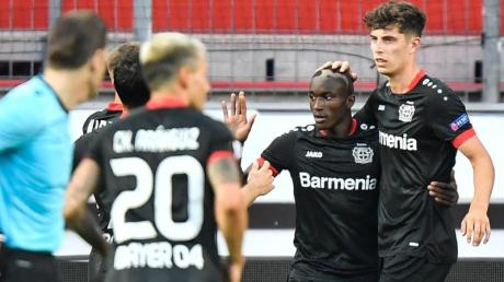 Bayer Leverkusen trifft im Viertelfinale der Europa League auf Inter Mailand. Alle Infos zur Übertragung im Free-TV, Pay-TV und Live-Stream.
