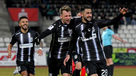 Gökalp Kilic (rechts) wird wieder zum SSV Ulm 1846 Fußball zurückkehren. Er war in der vergangenen Saison vom FC Heidenheim ausgeliehen worden, setzte sich aber nie durch. Jetzt bekommt er eine weitere Chance bei den Spatzen.