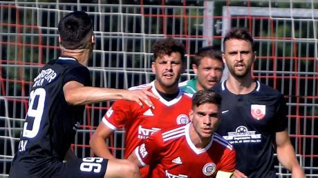 Türkspor Neu-Ulm hat im Pokalderby gegen Buch gewonnen.