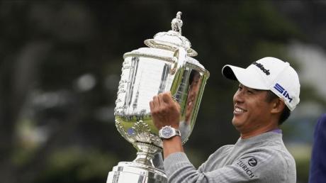Die PGA Championship 2021 starten  am 20. Mai 2021 in den USA. Alle Infos zu Terminen, Zeitplan, Teilnehmern und der Übertragung im TV oder Live-Stream, finden Sie hier. Collin Morikawa errang 2020 die 13 kg schwere Trophäe der PGA.