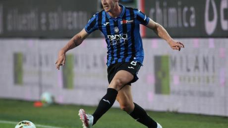 Bergamos Außenverteidiger Robin Gosens ist inzwischen europaweit begehrt.