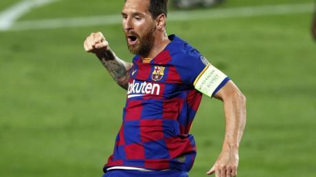 Ob der FC Barcelona siegt oder nicht, hängt viel von Lionel Messis Form ab.