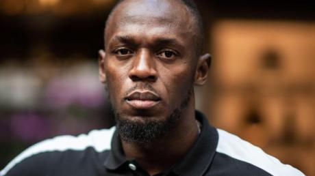Olympiasieger Usain Bolt ist positiv auf das Coronavirus getestet worden.