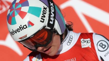 Viktoria Rebensburg beendet ihre Karriere.