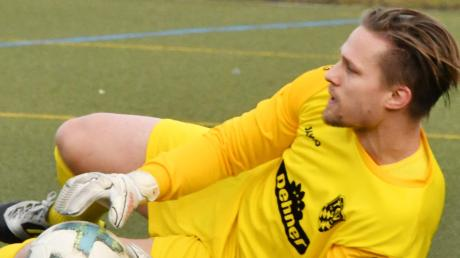 Zuletzt TSV Rain, nun FC Staudheim: Kevin Maschke.