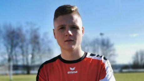 Ein Gewinner der Vorbereitung: David Tamm wird im Mittelfeld des Bezirksliga-Spitzenteams SC Bubesheim seine Einsatzzeiten bekommen.