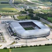 In der WWK-Arena trägt der FC Augsburg seine Heimspiele aus.