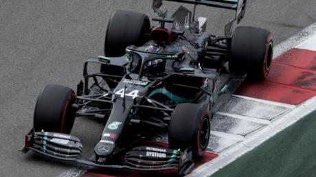 Lewis Hamilton könnte in Sotschi seinen 91. Sieg feiern und in dieser Statistik zu Michael Schumacher aufschließen.