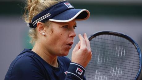 Laura Siegemund ist bei den French Open an Petra Kvitova gescheitert.