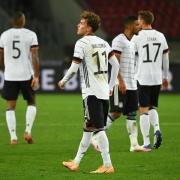 Der 5. Spieltag der Nations League steht an und Deutschland spielt gegen die Ukraine. Wann das Spiel live im Free-TV auf ARD/ZDF oder im Stream zu sehen sein wird, erfahren Sie hier.
