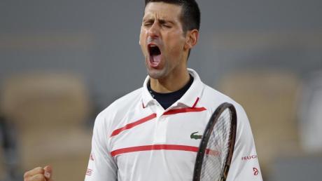 Novak Djokovic will unbedingt Grand-Slam-Titel Nummer 18 holen.