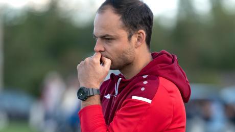 """Riedlingens Trainer Florian Steppich sagt: """"Wir müssen vorne unsere Chancen besser nutzen und die Offensive des FSV im Kollektiv verteidigen."""""""