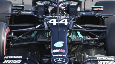 Lewis Hamilton kann mit einem Sieg beim Grand Prix der Eifel nach Karrieresiegen mit Rekordhalter Michael Schumacher gleichziehen.