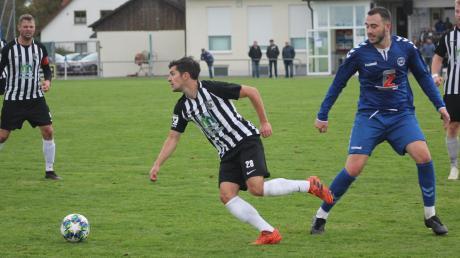 So sehr sich Daniel Deppner und der TSV Meitingen auch mühten – beim VfL Ecknach reichte es nur zu einem enttäuschenden 0:0.