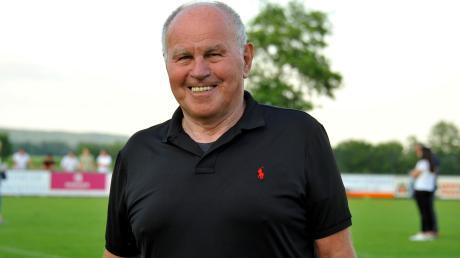 """Kreisspielleiter Franz Bohmann blickt dem neuen Wettbewerb """"Ligapokal"""" erwartungsfroh entgegen. Doch die Corona-Pandemie könnte den Amateurfußballern weitere Schwierigkeiten bescheren."""