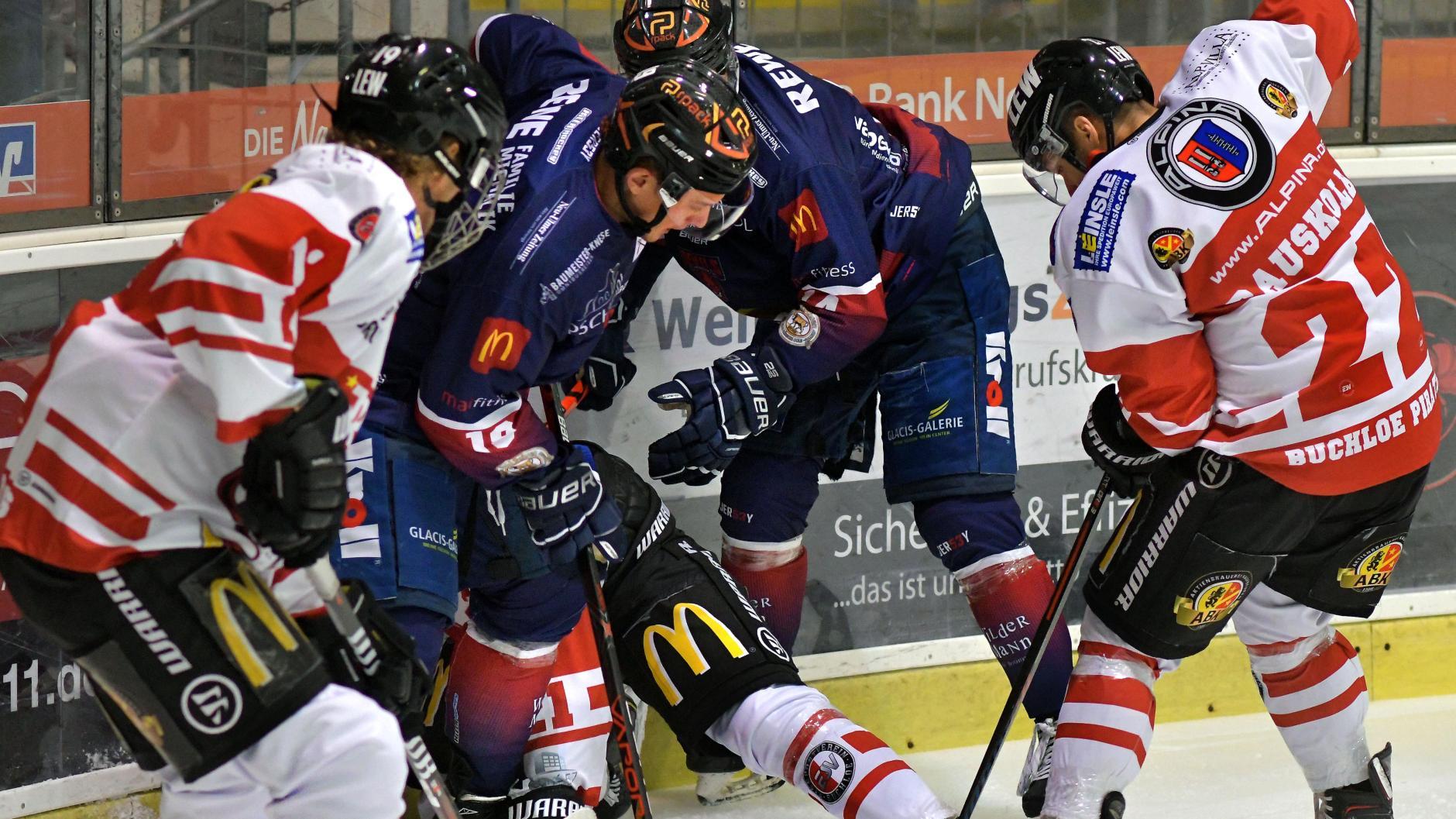 Unterzahl Eishockey