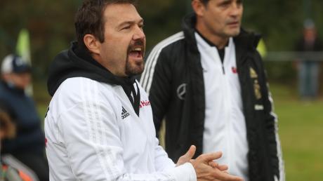 Friedbergs Trainer Markus Specht hat die Hoffnung noch nicht aufgegeben. In Heimertingen sollen zum Abschluss der Ligaspiele Punkte her.