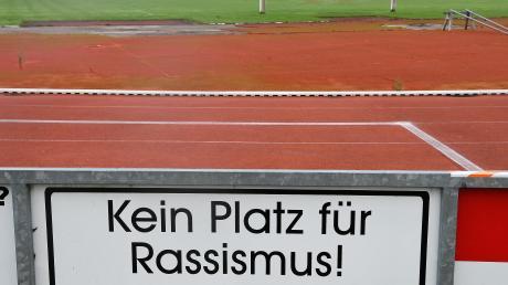 Wenn es um Rassismus im Amateurfußball geht, spricht der bayerische Verband von Einzelfällen – ohne das Thema kleinreden zu wollen.