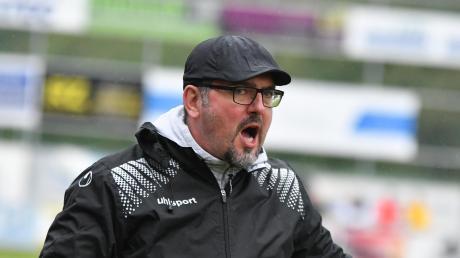 Paolo Maiolo kann zufrieden sein: Mit dem TSV Schwabmünchen schließt er als Sechster die Bayernliga-Saison ab.