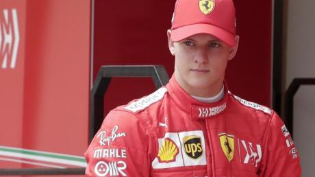 Mick Schumacher muss weiter auf ein Cockpit in der Formel 1 hoffen.