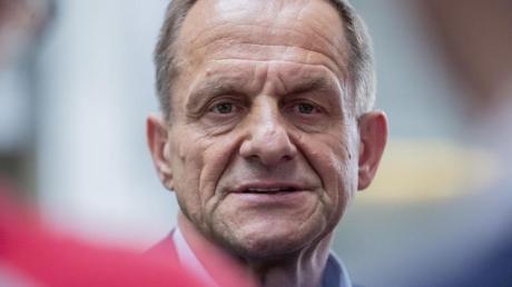 Alfons Hörmann, Präsident des Deutschen Olympischen Sportbundes (DOSB).