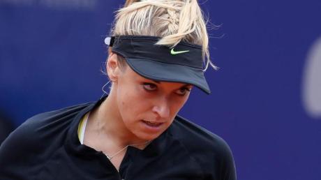 Verletzte sich beim WTA-Turnier in Linz: Sabine Lisicki.