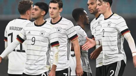 Das DFB-Team setzte sich gegen Tschechien durch.