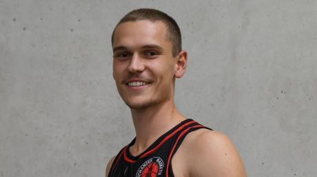 Basketball als Leidenschaft: Lukas Gesche spielt in der Bayernliga für den MTV Ingolstadt.