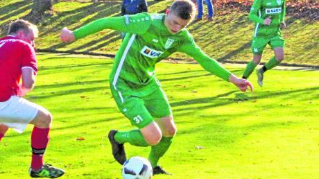Michael Meir wechselt vom TSV Nördlingen zum TSV Meitingen.