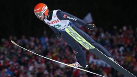Startet mit den DSV-Team in die Skisprung-Saison: Markus Eisenbichler.