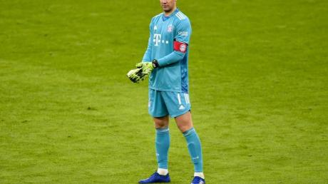 Diese Woche hat sich Bayern-Torhüter Manuel Neuer sicher anders vorgestellt.