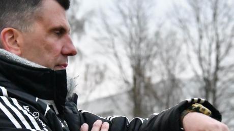 Noch bis zur Jahresmitte 2021 kümmert sich Florian Strehlenoch um die U23-Kicker des FC Gundelfingen.