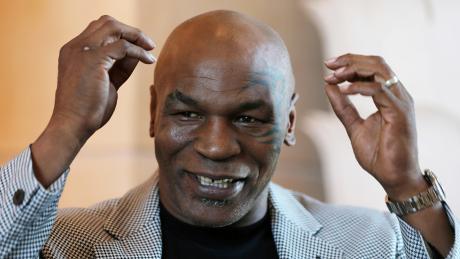 Mike Tyson steigt mit 54 Jahren in Los Angeles wieder in den Ring.