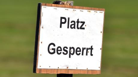 Unterhalb der Fußball-Regionalliga gibt es heuer keine Spiele mehr.