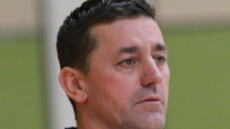 Karl Schreitmüller ist nur noch bis Saisonende Trainer des TSV Wemding.