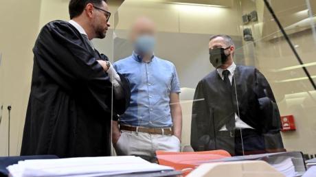 Mediziner Mark S. (M) droht in einem Doping-Prozess eine lange Haftstrafe.